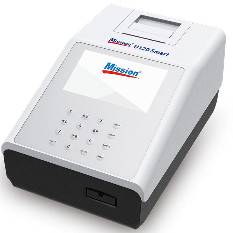 Mission U120 Urine Analyzer