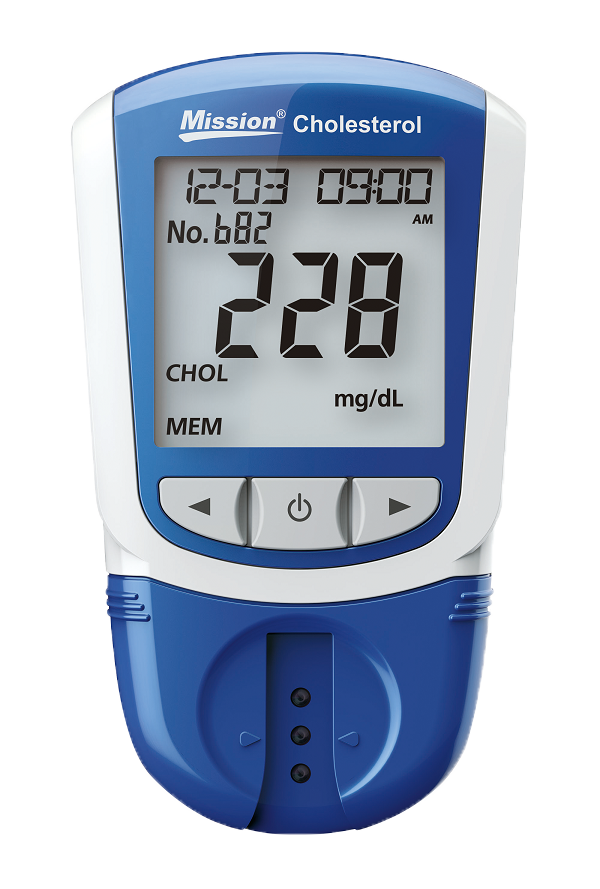 Mission Cholesterol Meter