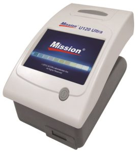 Mission U120 Ultra Analyzer