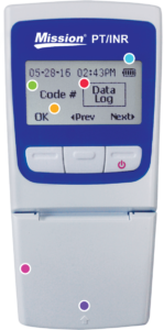 Mission PT/INR Meter Product Specifications